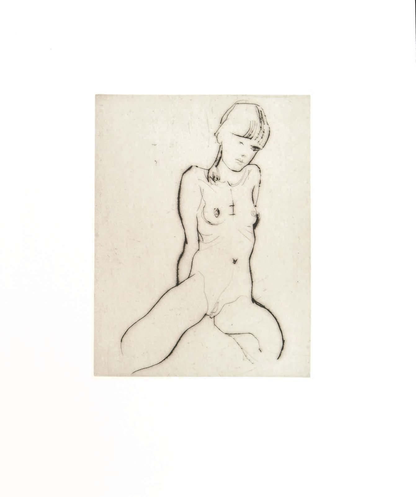 Nudi – nudo III