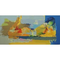 mauro-capelli-regina-di-notte-serigrafia-60×120