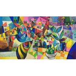 miljenko-bengez-allegoria-a-matera-serigrafia-80×140